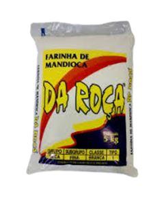 Farinha De Mandioca Quebradinha Da Roça 10x1kg