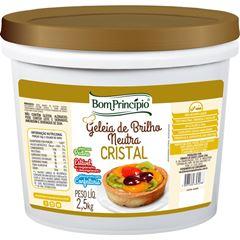 Geleia De Brilho Cristal Bom Principio 2,5kg