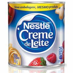 Creme de Leite Nestlé Lata Caixa com 48x300g