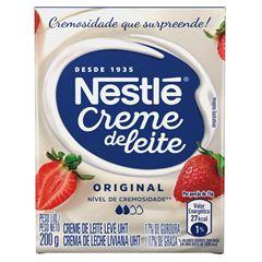 Creme de Leite Nestlé Caixa 27x200g