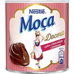 Chocolate Cremoso Fiesta Moça Nestlé Caixa 6x380g
