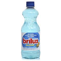 Álcool Brilux Caixa 12x500ml
