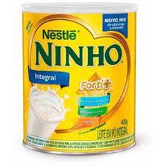 Leite em Pó Ninho Integral Nestlé Lata 400g