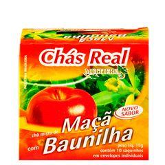 Chá Real Fruta Maçã com Baunilha Cacheta 5x10x1,5g