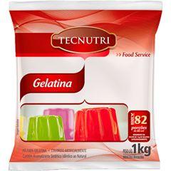 Gelatina Cereja Tecnutri 1kg