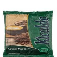 Açúcar Mascavo Kicaldo Fardo 20x500g