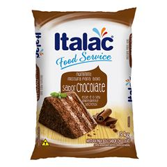 Mistura Bolo Chocolate Italac 5kg