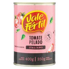 Tomate Pelado Lata Vale Fértil 250g