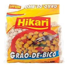Grão De Bico Hikari 12x500g