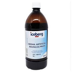 Essência De Baunilha Iceberg 960ml