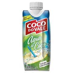 Agua De Coco Coco Do Vale 12x300ml