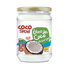 Óleo de Coco do Vale Extra Virgem Unidade 500ml