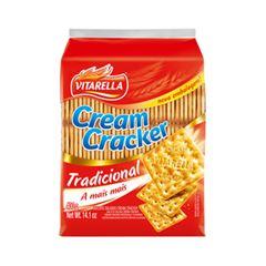 Biscoito Cream Cracker Vitarella Caixa 20x400g