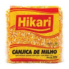 Canjica Amarela Hikari Fardo 12x500g