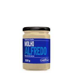 Molho Alfedro Vidro Cepêra 320g