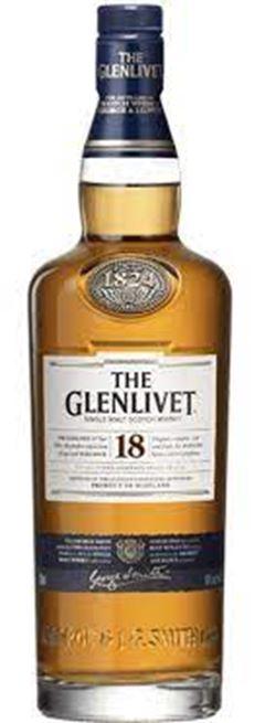 Whisky Glenlivet 18 Anos 750ml