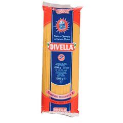 Massa N 8 Spaghetti Ristorant Divella 1kg