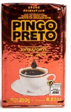 Café Pingo Preto Extra Forte Vácuo Jurere 20x250g