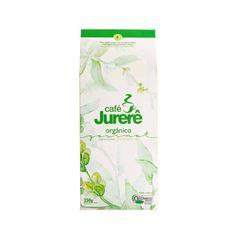 Café Organico Gourmet Vácuo Jurere 250g