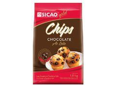 Chcocolate Chips Ao Leite Sicao 1,01kg