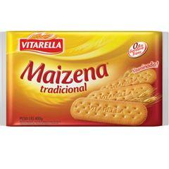 Biscoito Maizena Tradicional Vitarella Caixa 20x400g