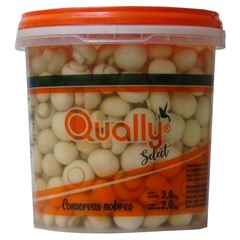 Cogumelo Inteiro Graudo Qually 2kg