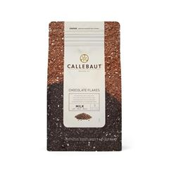Chocolate Callebaut Ao Leite Flocos Granulado Sicao 1kg