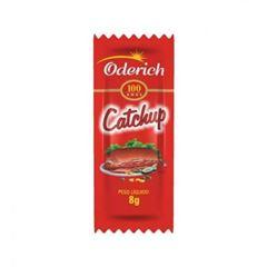 Catchup Sachet Oderich Caixa 200x8g