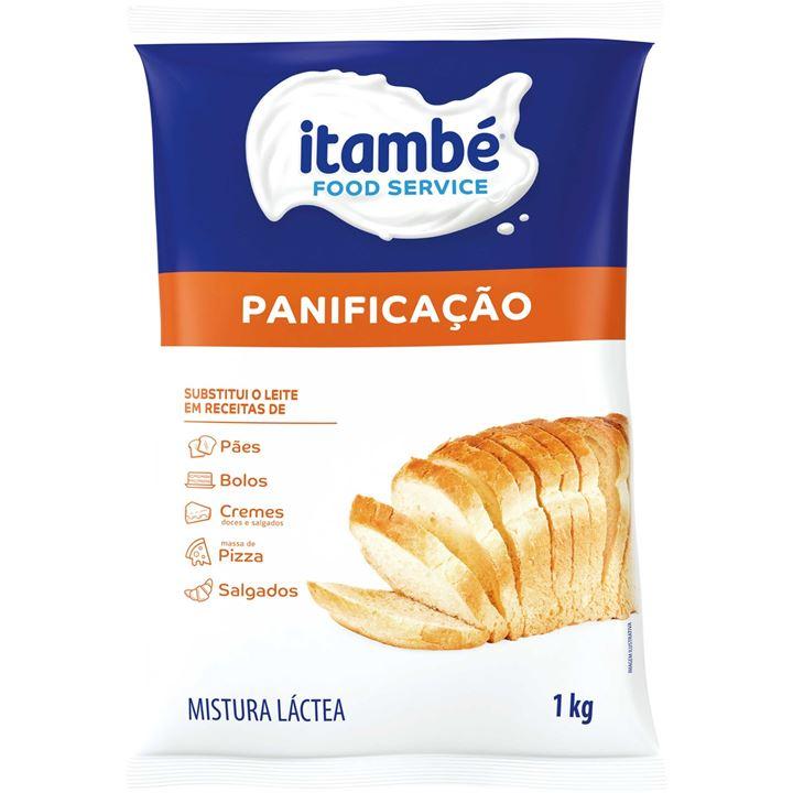 Composto Lactéo Panificação Itambé 1kg