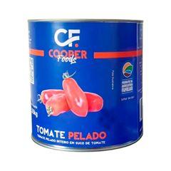 Tomate Pelado Cooper Foods Lata 2,55kg