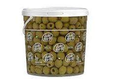 Azeitona Verde Sem Caroço Vale Fértil 1,8kg