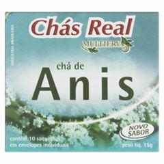 Chá Real de Anis Cacheta 5x10x0,15g