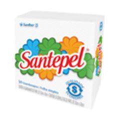 Guardanapo Santepel G 33X30 Fardo com 12X50 Unidades