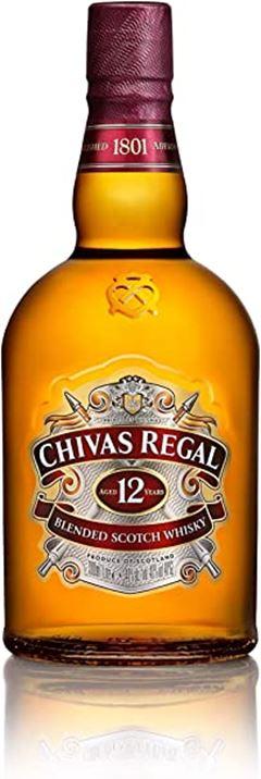 Whisky Chivas 12 Anos 1000ml