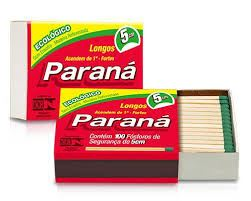 Fósforo Longo Eco 100 Parana 20x100un