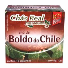 Chá Real Boldo Cacheta 5x10x1g