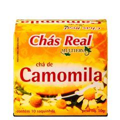 Chás Real Camomila Cacheta 5x10x1g