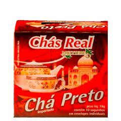 Chá Real Preto Cacheta 5x10x1,8g