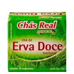 Chá Real Erva Doce Cacheta 5x10x1,5g