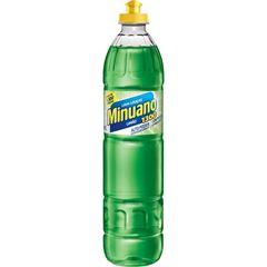 Detergente Liquido Limão Minuano 24x500ml