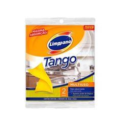 Pano Absorvente Multiuso Tango Caixa 30 Unidades