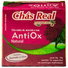 Chá Real Detox Antioxidante Cacheta 5x10x1,5g