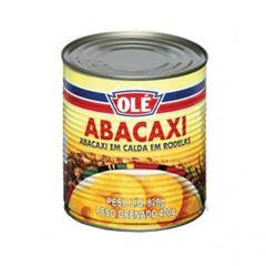 Abacaxi Calda Rodelas Olé Unidade 400g
