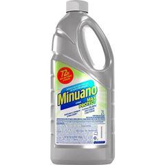 Desinfetante Minuano Maxprotect Citrus Caixa 6x2l