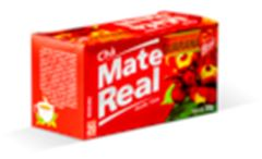 Chá Bags Guaraná Mate Real Cacheta 5x20x1,6g