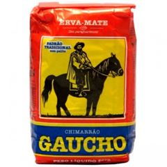Chá Real Chimarrão Gaúcho Cacheta 4x500g