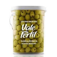 Azeitona Verde Miuda Vale Fértil 2kg