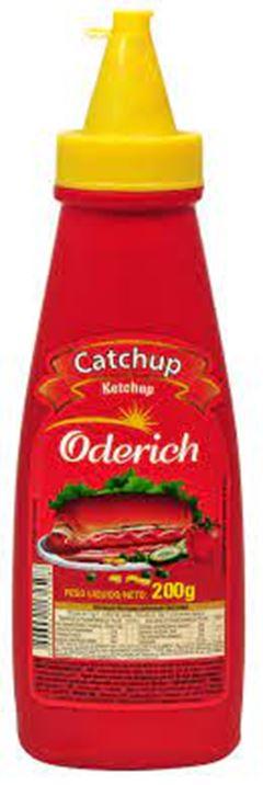 Catchup Bisnaga Oderich Caixa 24x200g