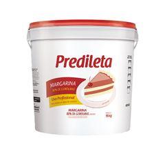 Margarina 80% Predileta 15kg