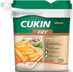 Gordura Vegetal Cukin Fry Bunge 14,5kg